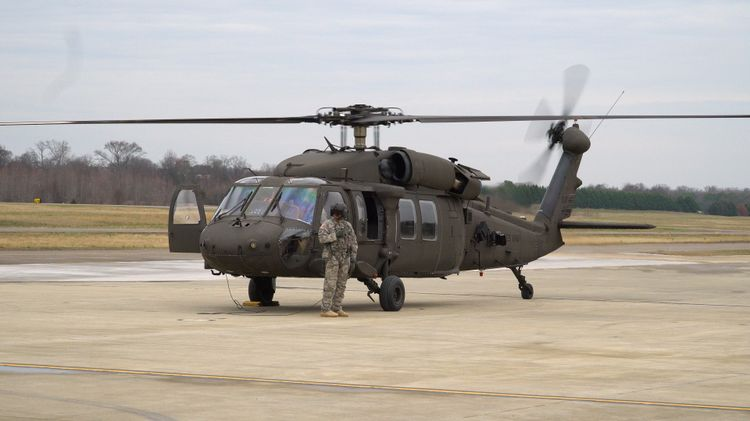 UH-60V Black Hawk