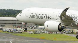 Airbus A350 941 Airbus F-WWCF s