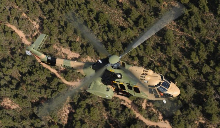 Airbus Helicopters IAR H215M Romania