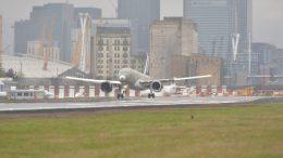 CS100 London City Airport