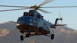 Mi-171E Pakistani province of Punjab