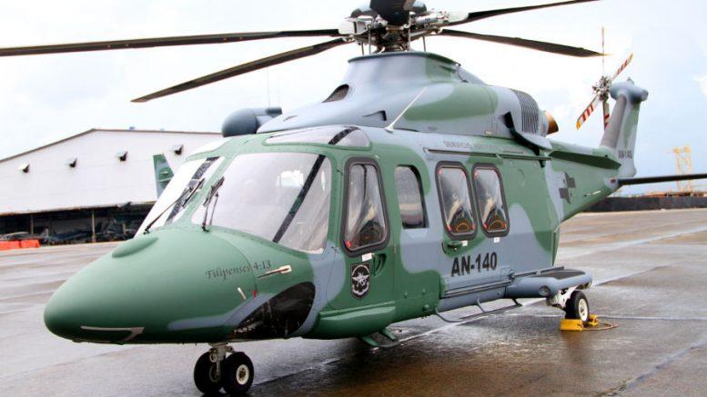 SENAN AW139 AN-140
