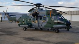 H225M Brazilian Armed Forces