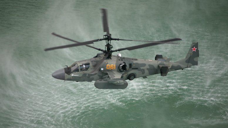 Kamov Ka-52K