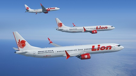 737 MAX 10 Lion Air Group