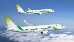 737 MAX 8 Mauritania Airlines