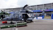 AW149 CSX81848 17st Italian Air Force