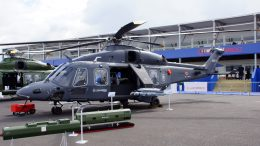 AW149 CSX81848 17st Italian Air Force