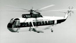 Sikorsky S-61N CF-OKY Okanagan Helicopters