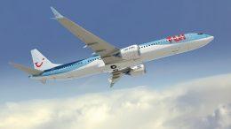 TUI Group 737 MAX 10