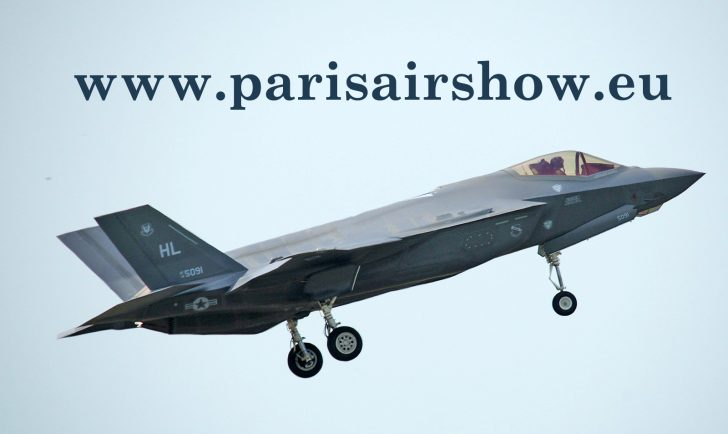 Paris Air Show 2017