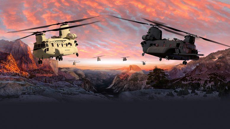 CH-47F Block II