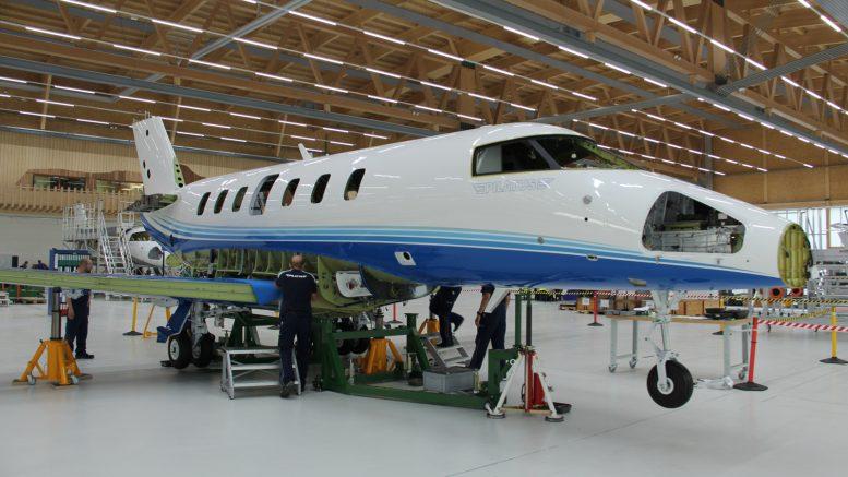 Pilatus PC-24 cn 101