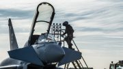 RAF Typhoon test pilot