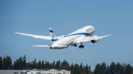 787-9 EL AL Israel Airlines