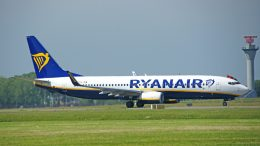 Boeing 737-8AS EI-FZH Ryanair