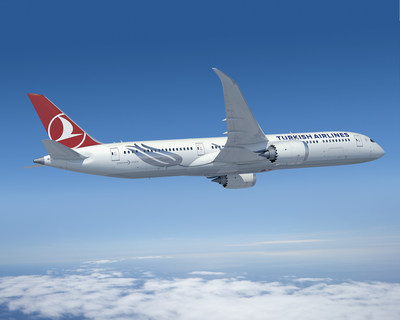 787-9 Turkish Airlines