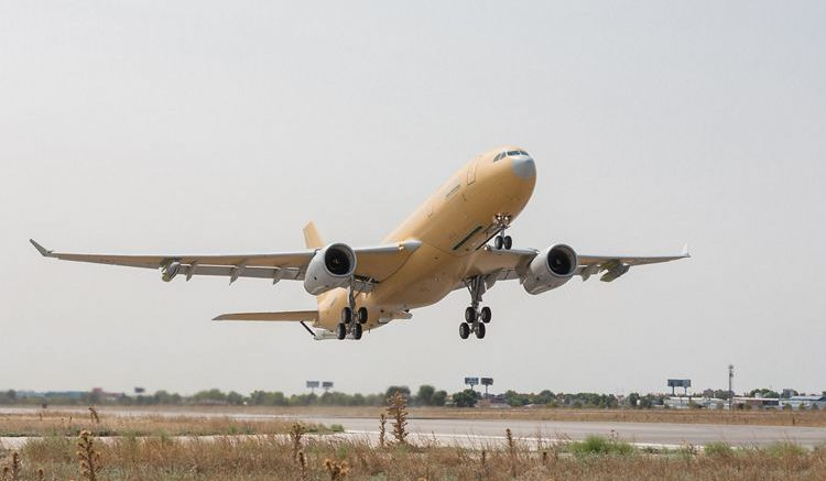 A330 MRTT Phénix for France Air Force