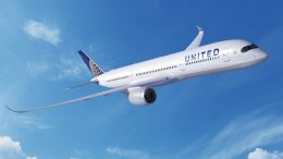 A350-900 United Airlines