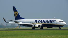 Boeing 737-800 EI-DWT Ryanair