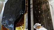 EchoStar telecom satellite