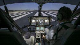 H145 full flight simulator