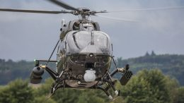 H145M with HForce weapon system