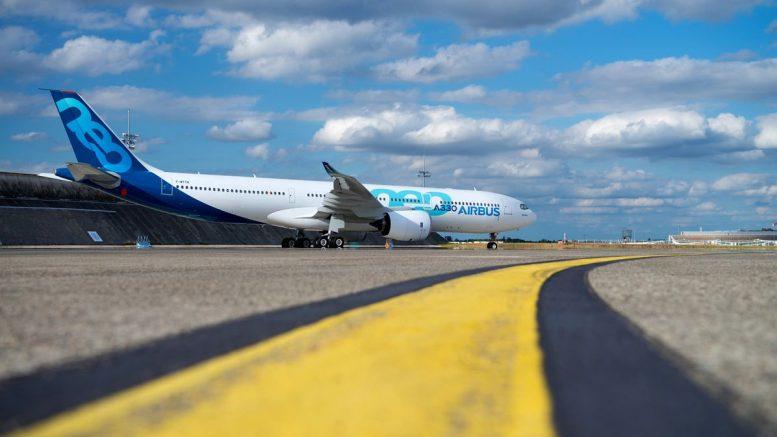 Airbus A330neo prototype