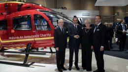 H145 Midlands Air Ambulance