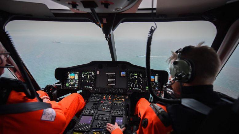 H175 cockpit