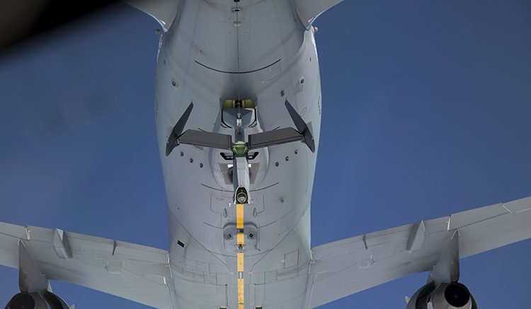 KC-46 to KC-46 Refueling