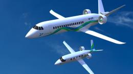Zunum Aero electric-hybrid airliner