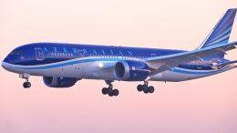 787-8 Azerbaijan Airlines