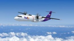 ATR-72-600F Fedex Express