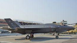 Lockheed Martin F-35A Thunderbolt II USAF