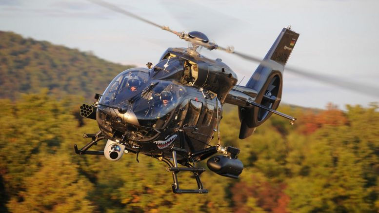 HForce-equipped H145M
