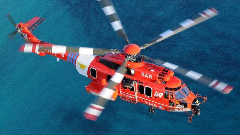 South Korea National 119 Rescue Headquarters H225
