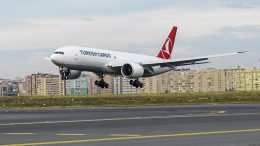 777 Freighter Turkish Airlines