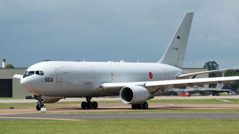 Boeing KC-767J 07-3604 404 Hikotai Japan Self Defence Air Force