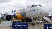 Embraer 190-E2 STD PT-ZEY Embraer