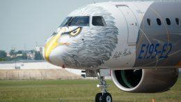 Embraer 195-E2 PR-ZIJ Embraer