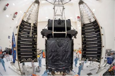 SBIRS GEO Flight-4 satellite