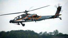 AH-64D Apache Q-17 Royal Netherlands Air Force