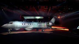 Bombardier Global 6000 Elite GlobalEye UAE Air Force