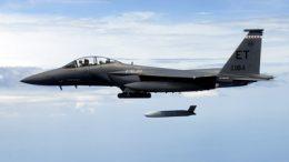 JASSM®-ER Missile Declared Operational on F-15E Strike Eagle