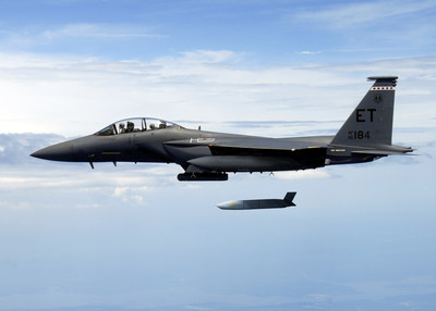 JASSM®-ER Missile Declared Operational on F-15E Strike Eagle