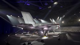 Lockheed Martin F-35A Lightning II 18-001 Republic of Korea Air Force