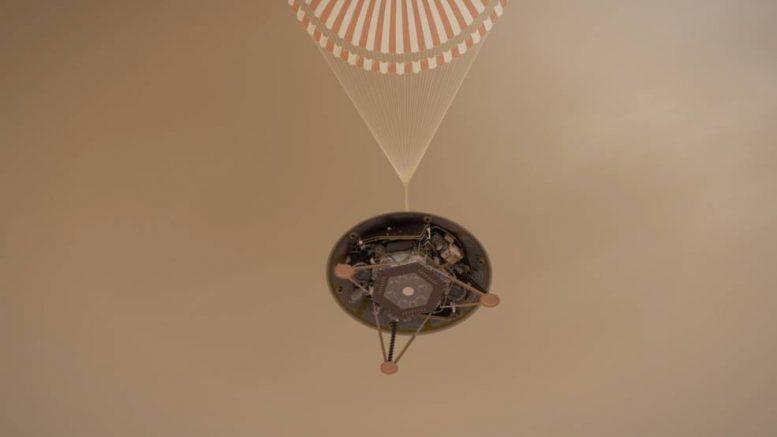 mars insight landing animation - photo #18