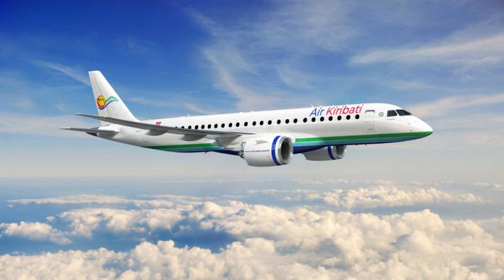 E190-E2 Air Kiribati