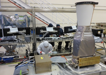 lockheed martin team delivers second lightning tracker for noaa